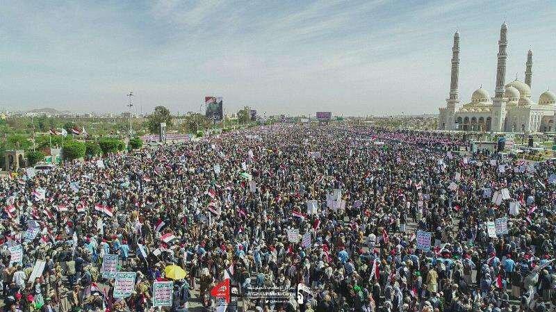 تصاویر/ راهپیمایی میلیونی روز جهانی قدس در استان های یمن