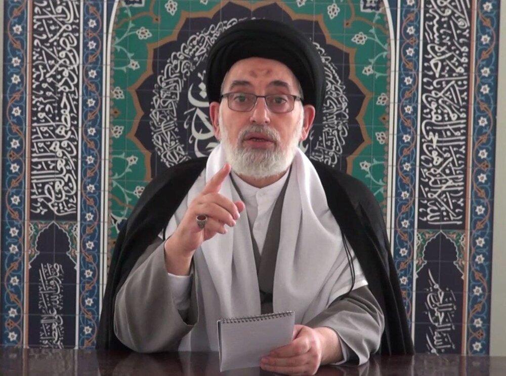 امام جمعه نجف: اسرائیل نابود خواهد شد