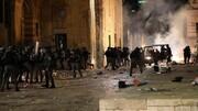 شورای مسلمانان بریتانیا خشونت اخیر نظامیان اسرائیلی در بیت المقدس را محکوم کردند