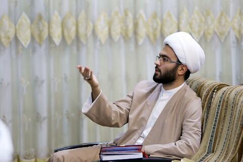 دوره خبر و سواد رسانهای مجمع نمایندگان طلاب و فضلای حوزه