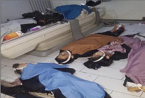 کشتار مظلومانه دختران در افغانستان
