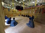 تصاویر/ نشست های بصیرتی اساتید مدرسه علمیه امام خامنه ای ارومیه با جوانان