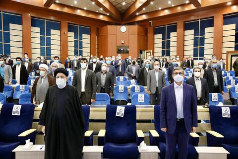 گزارشی از سفر یک روزه رئیس قوه قضائیه به همدان