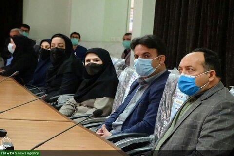 بالصور/ تكريم المدرسين المتفوقين لمدينة ماكو شمالي غرب إيران