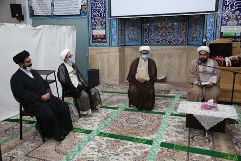 تصاویر/ نشست ائمه جماعات پردیسان