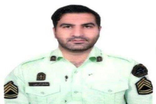 شهادت یکی از تکاوران پلیس سیستان و بلوچستان