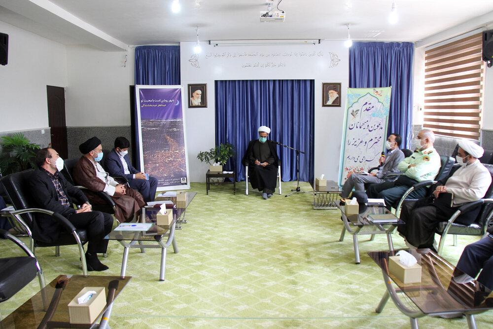 تصاویر/ نشست شورای زکات خراسان شمالی