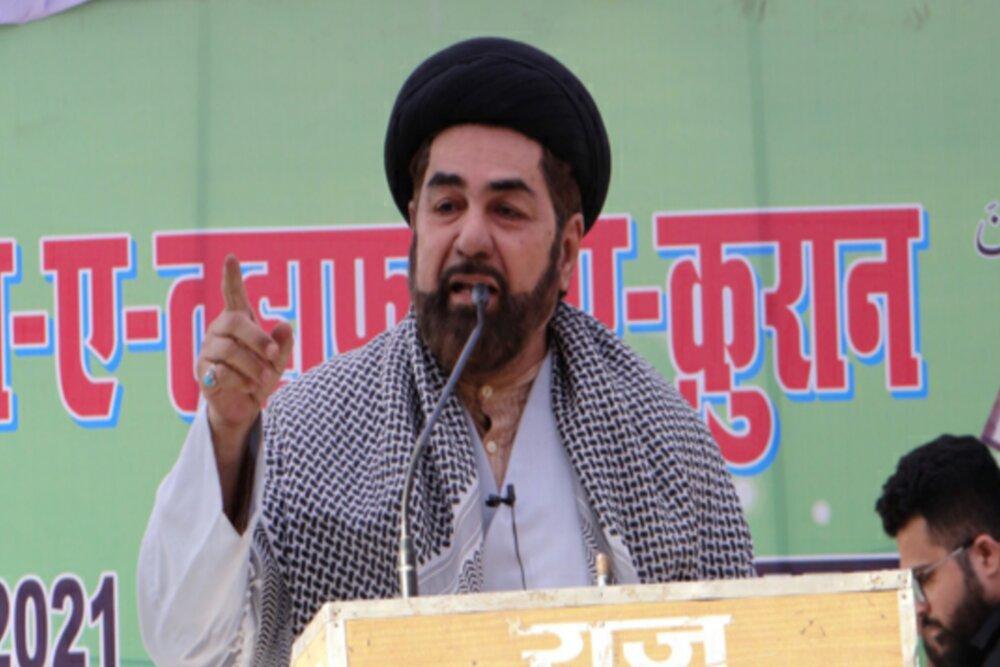 دبیرکل مجلس علمای هند: سکوت سازمانهای حقوق بشری در برابر کشتار شیعیان تأسفبار است