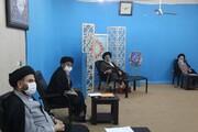 تصاویر/ برگزاری اولین جلسه کمیته علمی سطح ۴ حوزه خوزستان