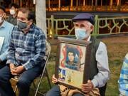 تصاویر/ مراسم بزرگداشت شهدای دانش آموز غرب کابل در کاشان