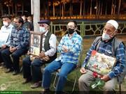 بالصور/ إقامة مجلس تأبين لشهداء الهجوم الإرهابي في العاصمة كابول بمدينة كاشان