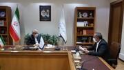 استاندار قم برای جذب اعتبار با رئیس سازمان برنامه و بودجه کشور دیدار کرد