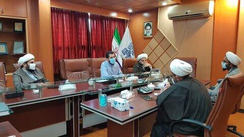 جلسه شورای راهبری مدرسه علم و عمل