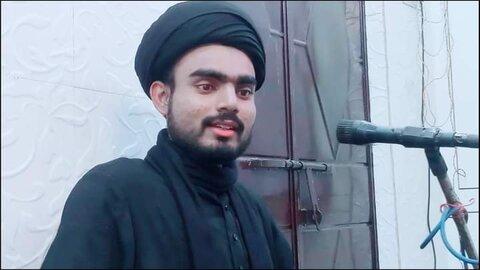 مولانا جاوید حیدر زیدی زیدپوری