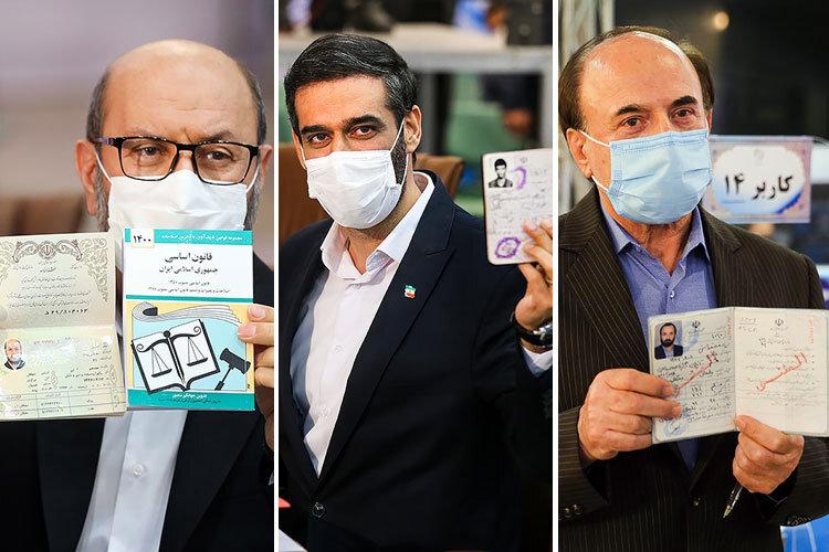 اولین روز ثبت نام انتخابات ریاست جمهوری چه کسانی نامزد شدند؟