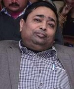روزنامہ اودھ نامہ کے ایڈیٹر وقار رضوی کی جدائی نہایت دل سوز، عظمت علی