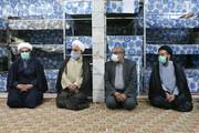 تصاویر / بازدید نماینده ولی فقیه در استان قزوین از زندان مرکزی