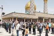 مردم همدان اقدامات تروریستی در فلسطین و افعانستان را محکوم کردند