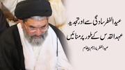 عید الفطر کو سادگی اور تجدید عہد القدس کے طور پر منائیں، علامہ ساجد نقوی