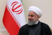 پیام تبریک رئیس جمهور به سران کشورهای اسلامی به مناسبت عید فطر