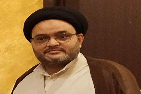 مولانا سید ضیغم عباس زیدی