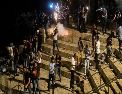 فلسطینی مجاہدین کے سامنے صیہونی درندوں کی پسپائی