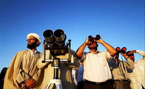 توضیحات عضو ستاد استهلال دفتر رهبری درباره رویت هلال ماه شوال | اعزام ۱۰۰ گروه استهلال به نقاط مختلف کشور