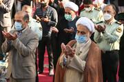 تصاویر/ اقامه نماز عید سعید فطر در قزوین