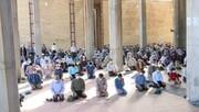 تصاویر/ اقامه نماز عید سعید فطر در کاشان