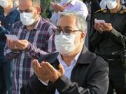 تصاویر/ اقامه نماز عید فطر در کردستان