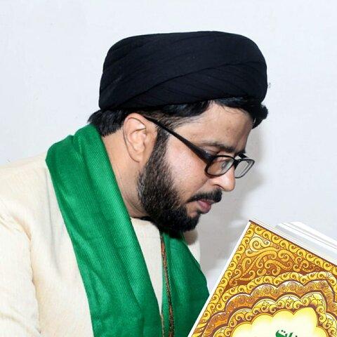 مولانا سید غافر رضوی فلکؔ چھولسی