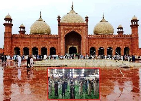 پاکستانمیں سادگی کے ساتھ منائی گئی عید، فلسطین و افغانستان کیلئے دعائیں