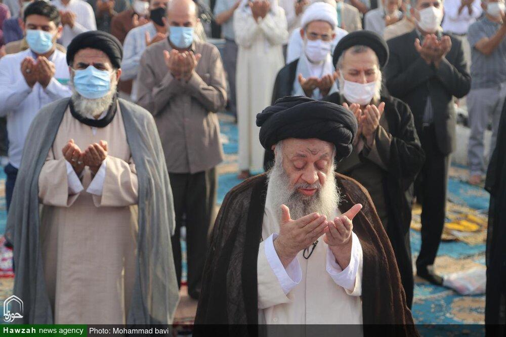 تصاویر/ اقامه نماز عید سعید فطر در اهواز