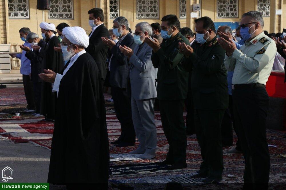 تصاویر/ اقامه نماز عید سعید فطر در یزد