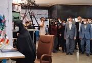 بازدید کدخدایی از ستاد انتخابات کشور/ با مصوبه شورای نگهبان شاهد «جشنواره ثبتنام» نیستیم
