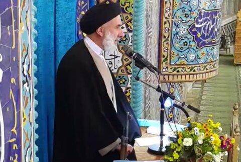 حجتالاسلام سید ابوالحسن فاطمی
