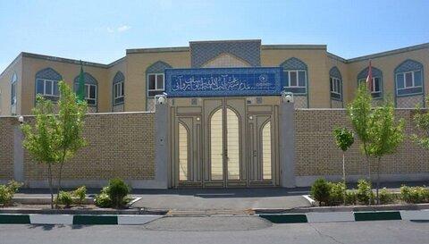 مدرسه علمیه آیتالله میرزا یوسف ایروانی