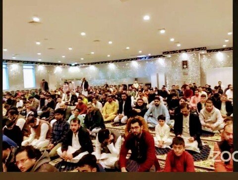 العصر سوسائٹی آف آسٹریلیا میلبورن میں عید الفطر کا عظیم الشان اجتماع