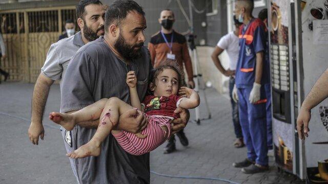 سازمان های حقوق بشر در مورد رنج مردم فلسطین سکوت کردهاند