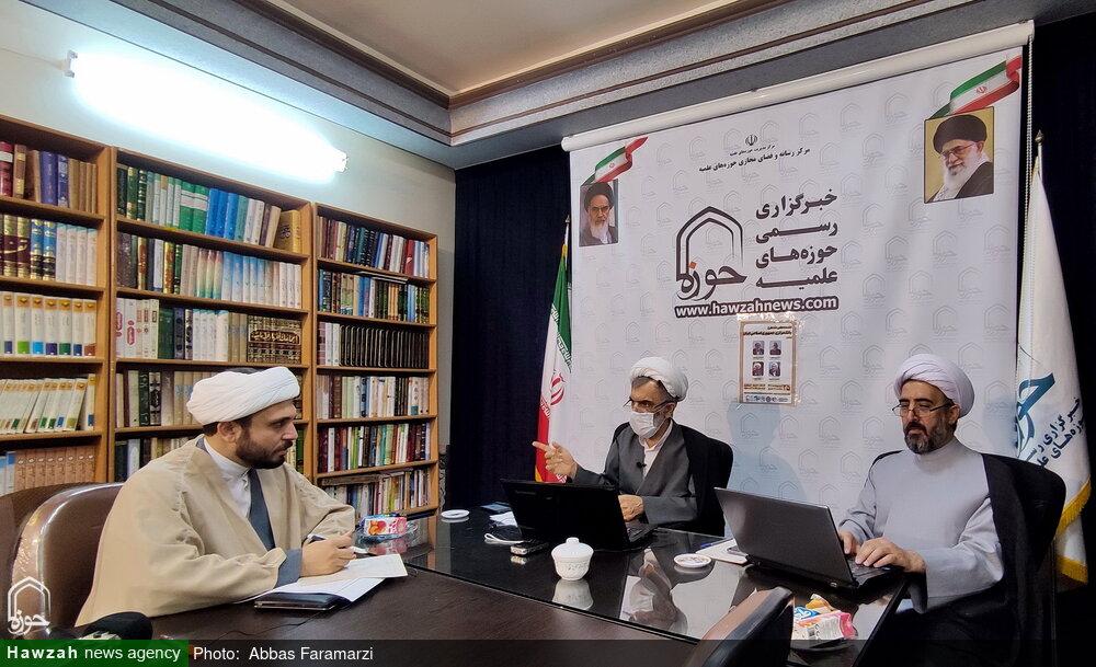 تصاویر/ نشست علمی نقد طرح بانک مرکزی جمهوری اسلامی در خبرگزاری حوزه