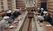 جلسه مدیران مدارس علمیه استان یزد برگزار شد