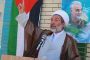 هدف رژیم صهیونیستی فتح تمام سرزمین های اسلامی است | طلاب برای کار بین المللی تربیت شوند