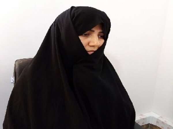 کسب رتبه سوم کشوری بانوی طلبه بندرعباس در جشنواره علامه حلی (ره)