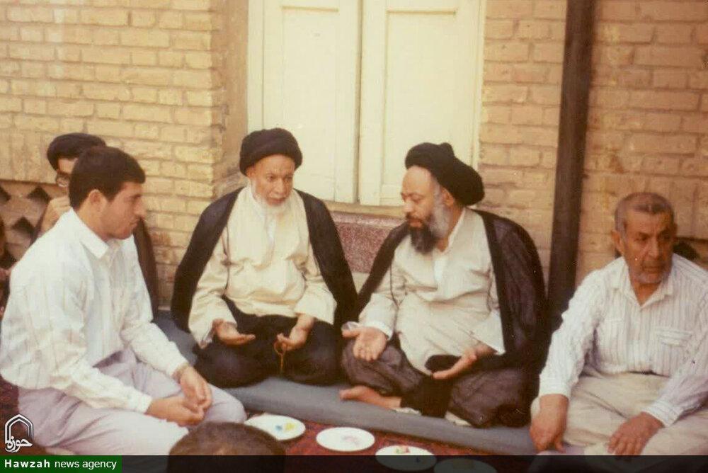 خاطرات آیت الله موسوی جزایری از دوران رفاقت با مرحوم سیدعلاءالدین موسوی