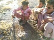 کار جهادی که باعث امید اهالی چراغ آباد شد + عکس