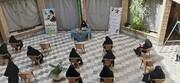 برپایی محفل انس با قرآن در حوزه علمیه خواهران کوثر قزوین