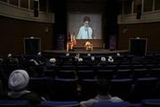 تصاویر/ مراسم اختتامیه دوازدهمین جشنواره علامه حلی