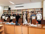 تصاویر/ مراسم تجلیل از برگزیدگان اصفهانی دوازدهمین جشنواره علامه حلی(ره)