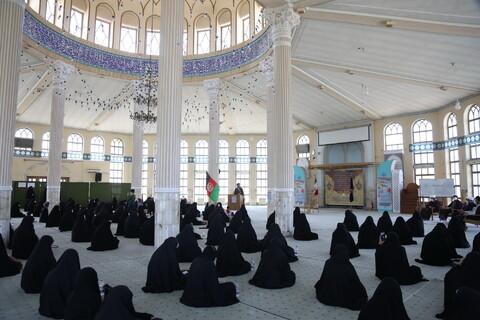 تصاویر/مراسم گرامیداشت شهدای افغانستان
