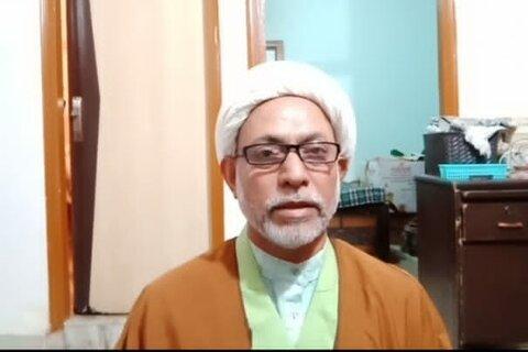 مولانا راجانی حسن علی روحانی